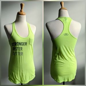 Under Armour | athletic tank top | small